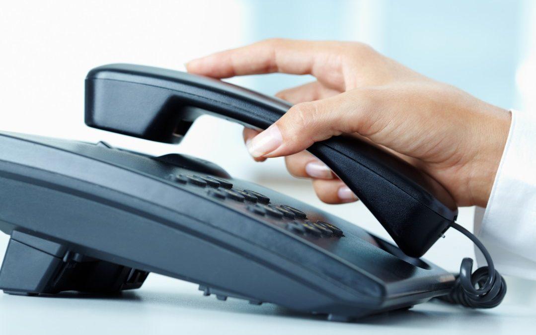L'accueil téléphonique : Un sujet délicat !